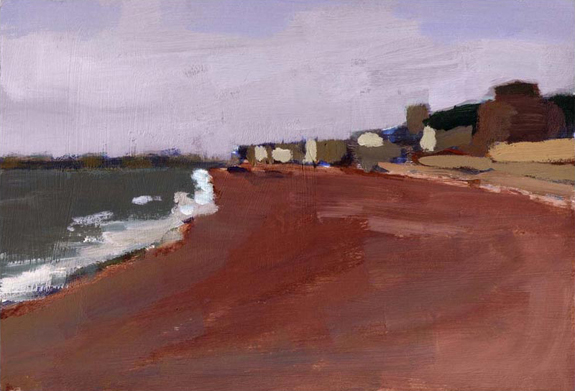 Painting of Sandgate