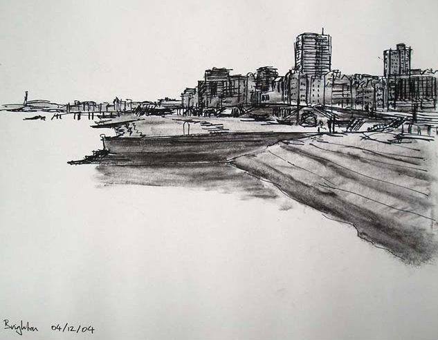 Sketch of Brighton